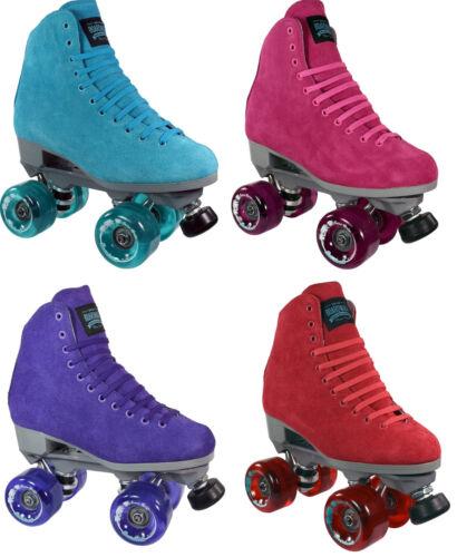 Sure-Grip Boardwalk Outdoor Roller Skates w// Boardwalk Wheels 4-10 SIZES NEW