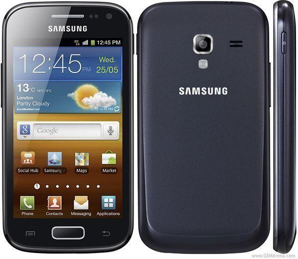Samsung GALAXY Ace 2 GT- I8160 - Black Unlocked Smartphone - Grade B - Warranty