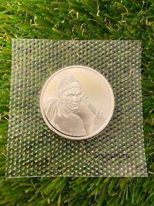 roger federer coin swiss mint