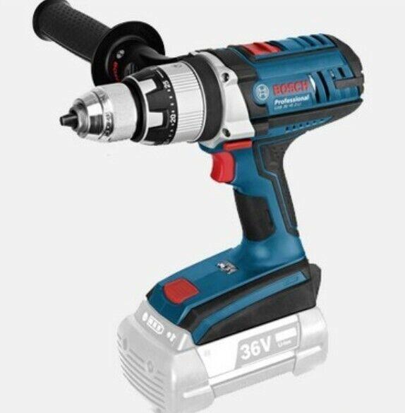 Bosch GSR 36 VE 2 Li Power 36V Work Drill Bare Tool Cordless 2 Stage Gear