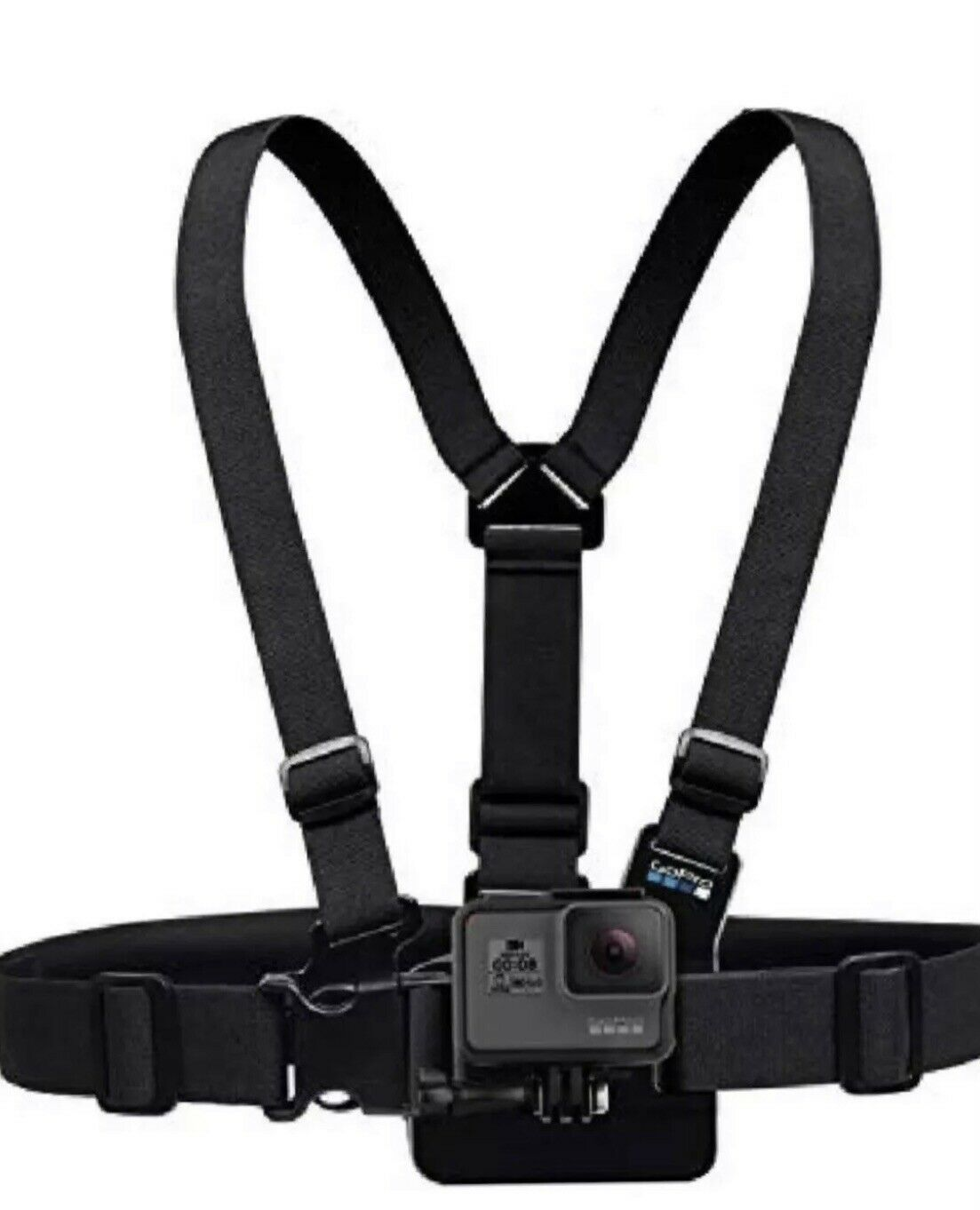Genuine GoPro Chesty Adjustable Elastic Chest Mount Hero 3 3+ 4 5 6 7 8 Official