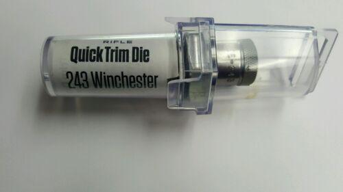 NIP #90320 Lee Precision Quick Trim Die for 243 Win