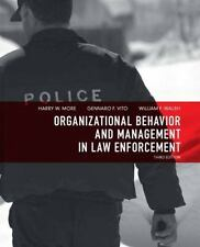 Organizational Behavior and Management in Law Enforcement (3rd Edition-ExLibrary
