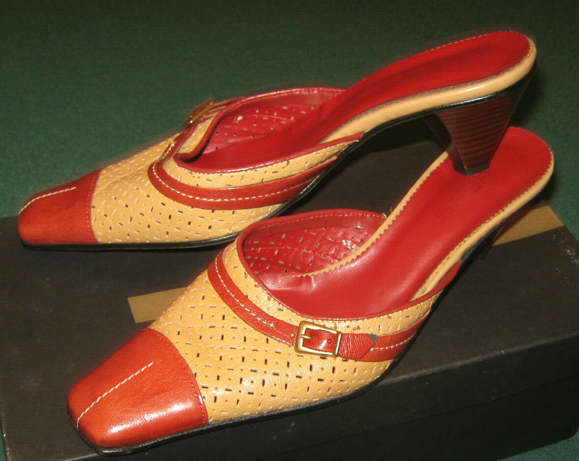 Abbigliamento Accessori femmes   chaussures KEYS   Decolte' Sabot Misura 38