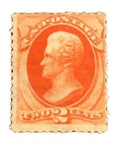 1875-US-STAMPS-178-MINT-OG-H