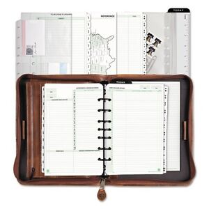 planner and organizer refill pages you can download and print. Ten different sizes are available to fit many popular organizers by Franklin Covey, Day-Timer, Day Runner, and more. Choose from daily, weekly, and monthly calendars, contact lists,