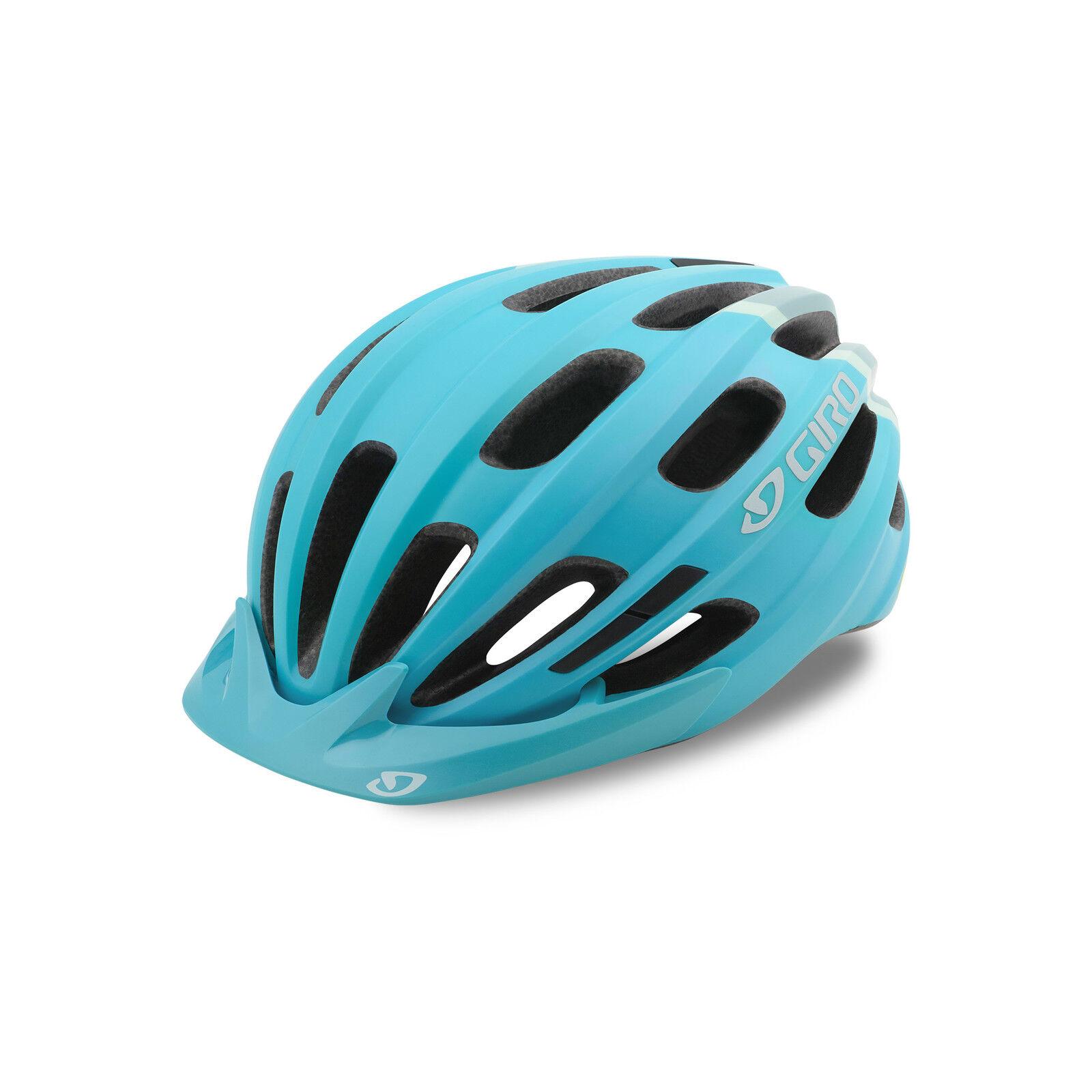 Giro Hale Jugend Fahrrad Helm Gr. 50-57cm türkis blue 2019