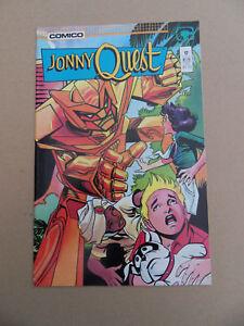 Jonny-Quest-TV-17-Comico-1987-FN-VF
