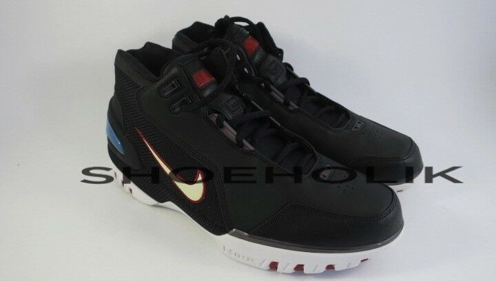 Brand New 2018 DS Nike Air Zoom Generation Black/ Red AZG - Size 9 - 308214-011