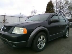 ford freestyle2007
