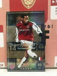 2019-Panini-WCCF-Footista-Thierry-Henry-Legends-2002-F19-5-4-Arsenal-Code-Used