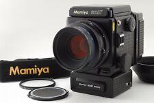 【Mint】 Mamiya RZ67 Pro Medium Format with Sekor Z 110mm f2.8 etc from Japan 304