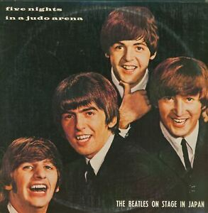 The-Beatles-On-Stage-In-Japan-Five-Nights-In-A-Judo-Arena-Vinyl-LP-Record-Album
