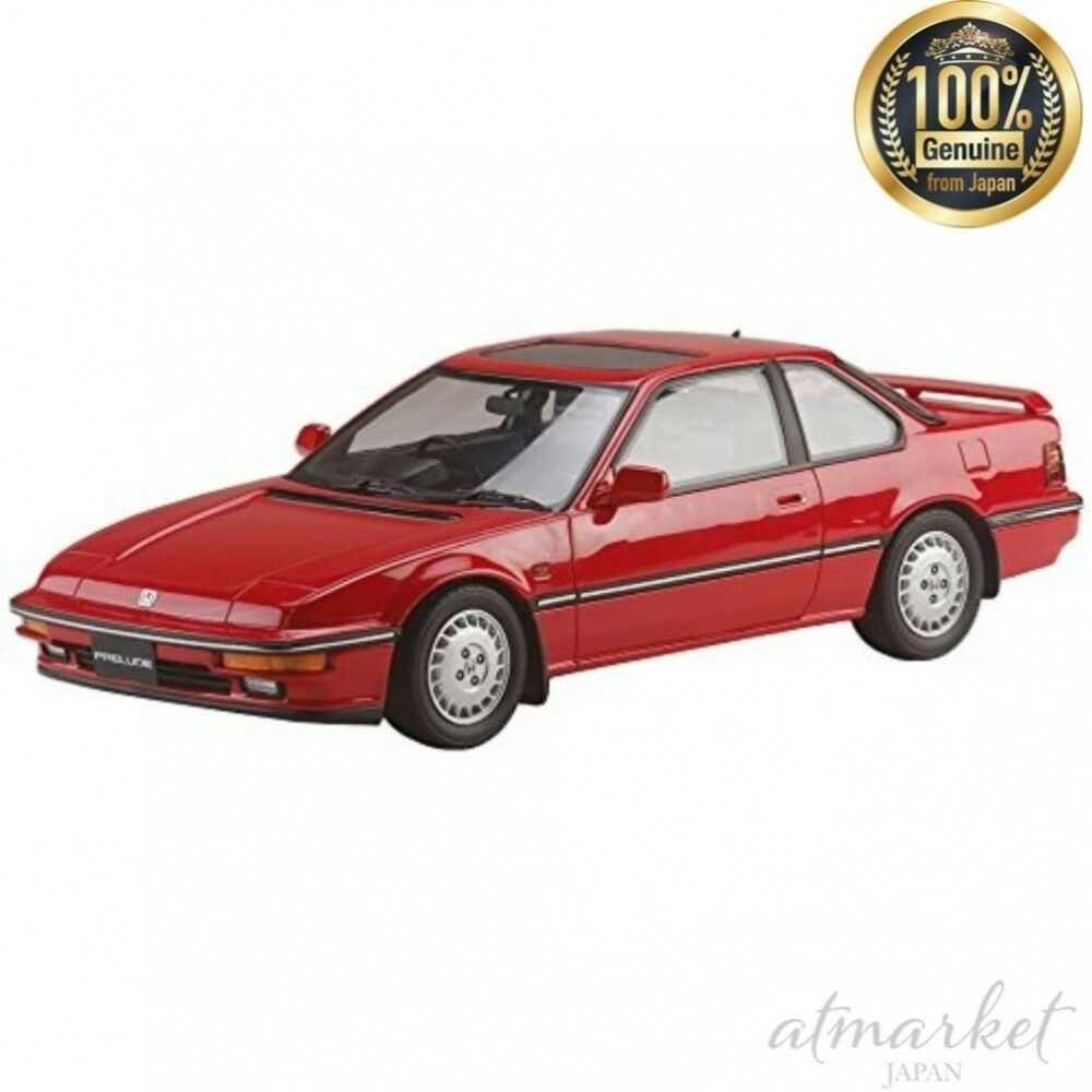 Hobby JAPAN Mini Car 1 18 Honda Prelude Si BA5 1987 Phoenix Red Finished product