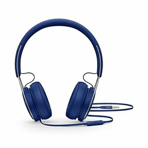 Beats by Dr. Dre EP Blue Wired On Ear Headphones ML9D2LL/A