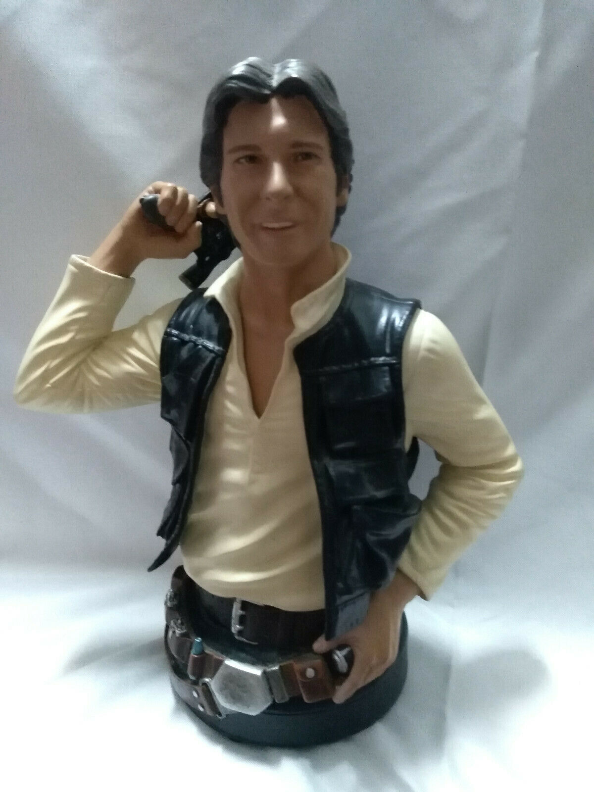Buste Han solo Edition Limité Styar Wars collection Gentle Geant