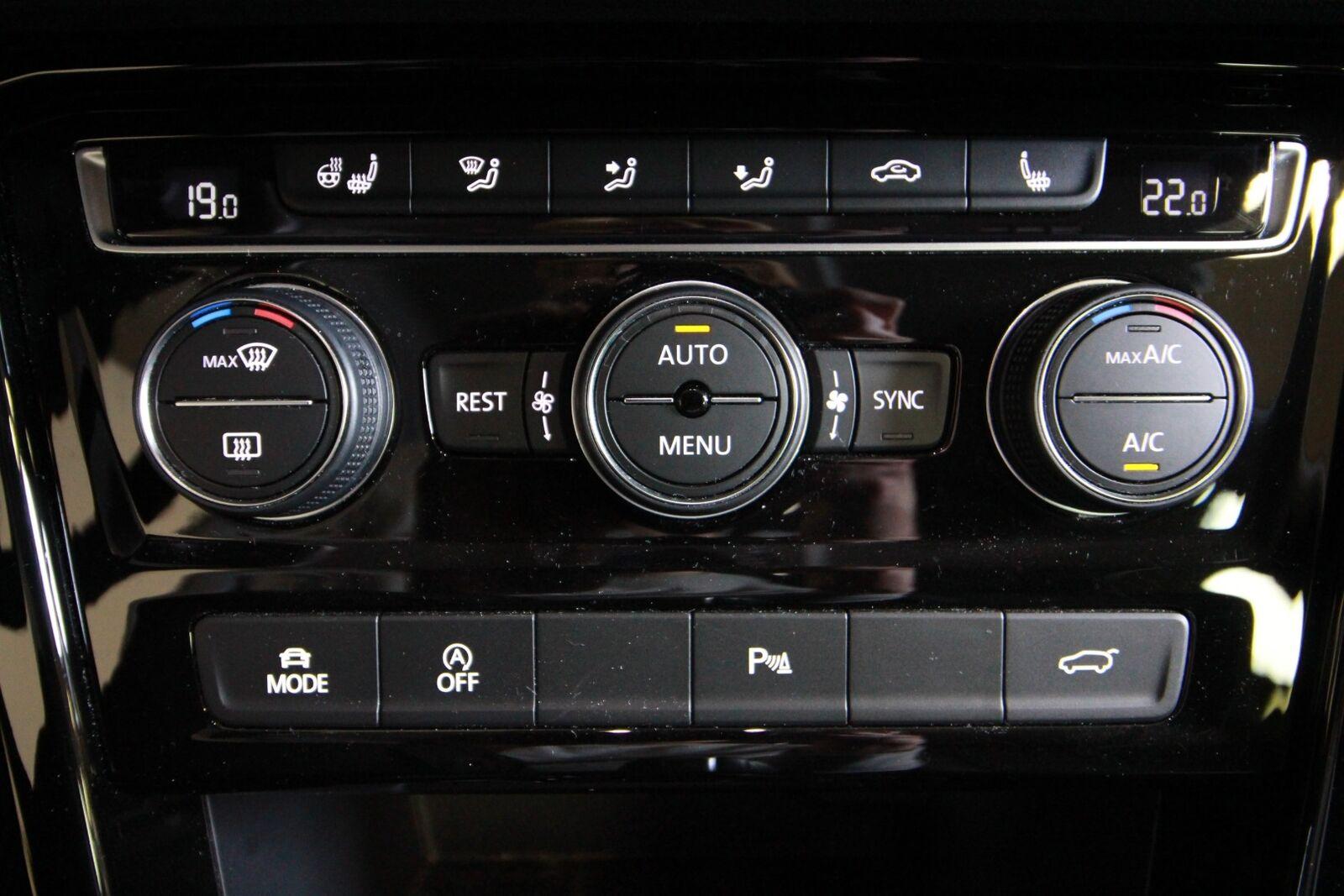 VW Touran TSi 150 Highline DSG 7prs