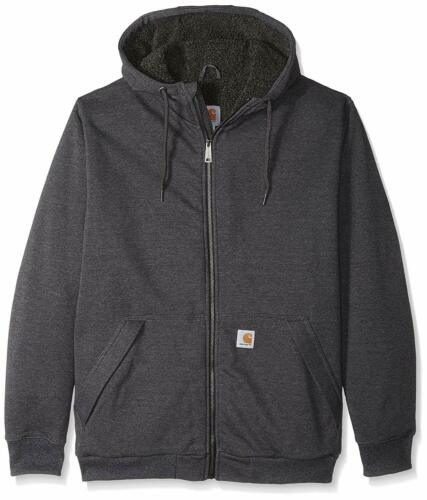 Carhartt Men/'S Big /& Tall Rd Rockland Sherpa Lined Hooded Sweatshirt