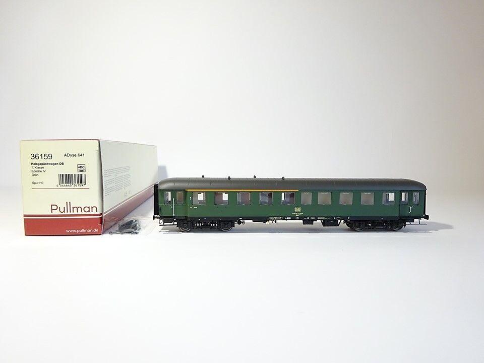 Pullman h0 36159, eilzug auto 1. classe con compartimento Borsaagli, DB, Nuovo, Confezione Originale
