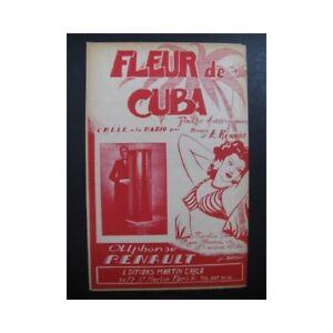 Fleur-de-Cuba-Valse-Hawaienne-Alphonse-Renault-partition-sheet-music-score
