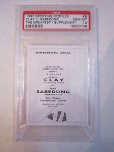 1997-MUHAMMAD-ALI-SPORTING-PROFILES-9-BOXING-CARD-PSA-GRADED-10-GEM-MINT