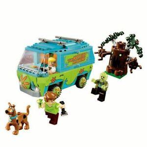 Scooby-doo-the-The-mystery-machine-Doo-the-mystery-75902-scooby-LEGO-Blocks-Toys