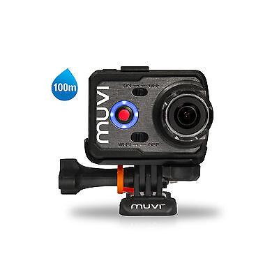 Veho Muvi Muvi K-Series K-2 NPNG Wi-Fi Handsfree Action Camera
