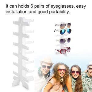 6Pair-Eyeglass-Glasses-Display-Rack-Sunglasses-Frame-Stand-Organizer-Show-Holder