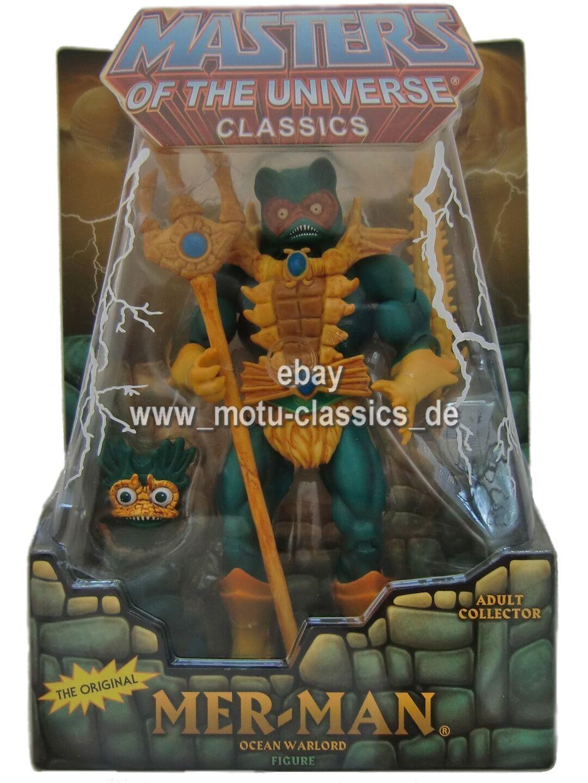 Mer-uomo 2nd Masters of the Universe classeics nuovo Motu Moc Www _Motu-classeics