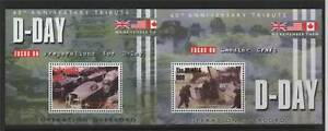 Gambia-2004-ANNIV-del-D-DAY-SG-2-ms4664-MNH