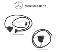 Mercedes W208 Clk320 Clk430 Pair Set Left And Right Of Windshield Washer Nozzles on sale