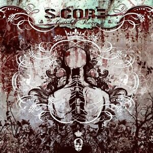 S-CORE-GUST-OF-RAGE-LIMITED-DIGIPAK-CD-NEW