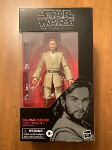 Star Wars Black Series Obi-Wan Kenobi Jedi Knight #111 New NIB