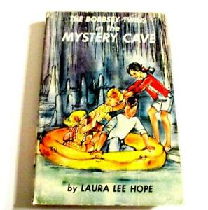 The-Bobbsey-Twins-in-the-Mystery-Cave-Hope-Laura-Lee-hc-dj-Vintage-1960-print