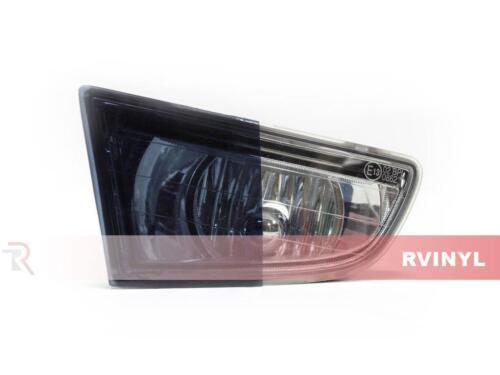 Rtint Headlight Tint Precut Smoked Film Covers for Toyota Sienna 2006-2010