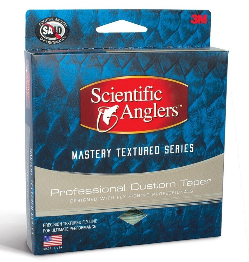 Scientific Anglers Mastery PROFESSIONAL CUSTOM TAPER WF-7-F WF-7-F WF-7-F NEW~ Turtle Grass 9d3537