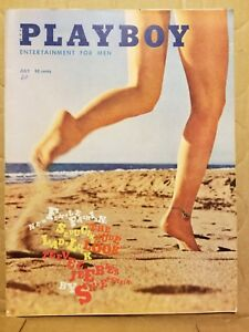 Playboy-July-1960-GOOD-CONDITION-FREE-SHIPPING-USA