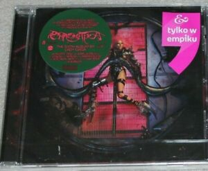 Lady-Gaga-Chromatica-CD-Polish-STICKERS-NEW-SEALED