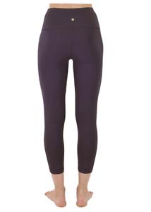 Yogalicious High Waist Ultra Soft Lightweight Capris. Size L. Orig  NWT