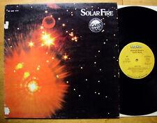 Manfred Mann's Earth Band - Solar Fire - Israel 1973 / 76 - MMEB - Island ILPS