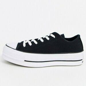 Converse Shoes   White Platform Converse   Color: White