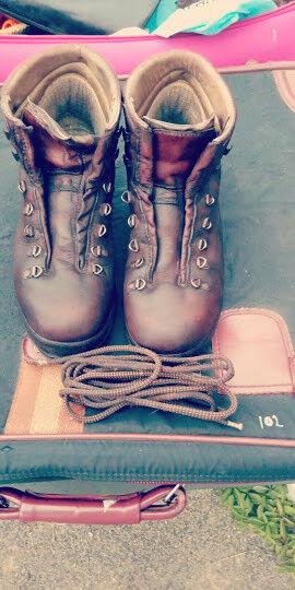 Scarpa escalada botas botas botas talla 41  entrega de rayos