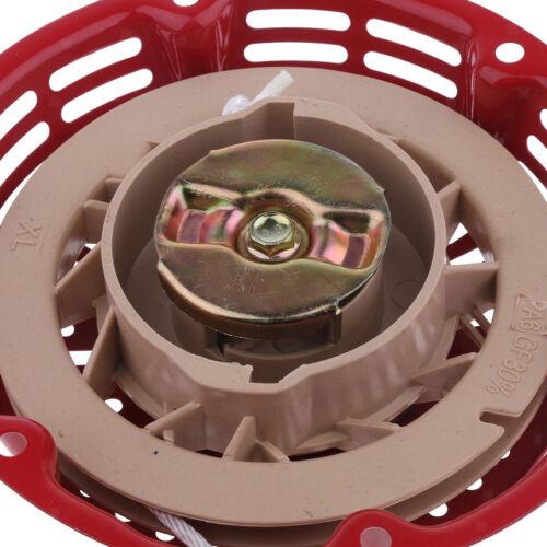 Seilzugstarter Start passend für Honda Gx160 Gx200 168F 170F 5.5HP 65HP 2