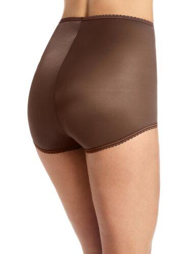 BALI Skimp Skamp Chocolate Brown Full-Cut Brief Size 7//Large