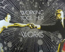 THE IMAGINARY FOUNDATION Working Together Works T Shirt Small