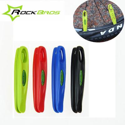 RockBros Mountain Road Bike Tire Levers Pry Bar Dig Repair Tools 1pcs Black
