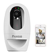 Pawbo Life Pet Camera (PPC-21CL): 720p HD Video, 2-Way Talk, Laser & Treat<USED>