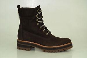 Timberland-Courmayeur-Valley-6-Inch-Boots-Damen-Schnuerstiefel-Schuhe-A23UY
