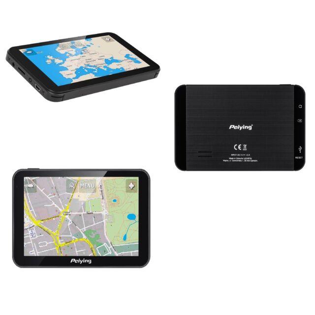 5901890030892 Nawigacja Gps 5 Mapa Europy Peiying For Sale Online