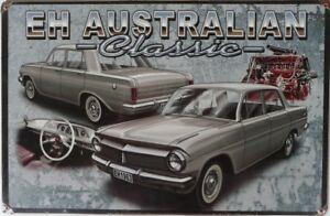 EH-HOLDEN-AUSTRALIAN-CLASSIC-ENJOY-THE-RIDE-1963-Metal-tin-Sign
